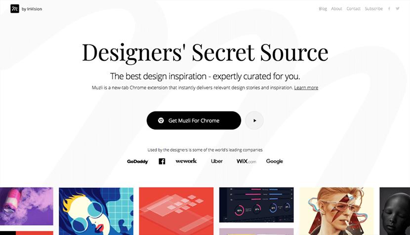 Web Design Inspiration: Top 10 Resources for Web Designers